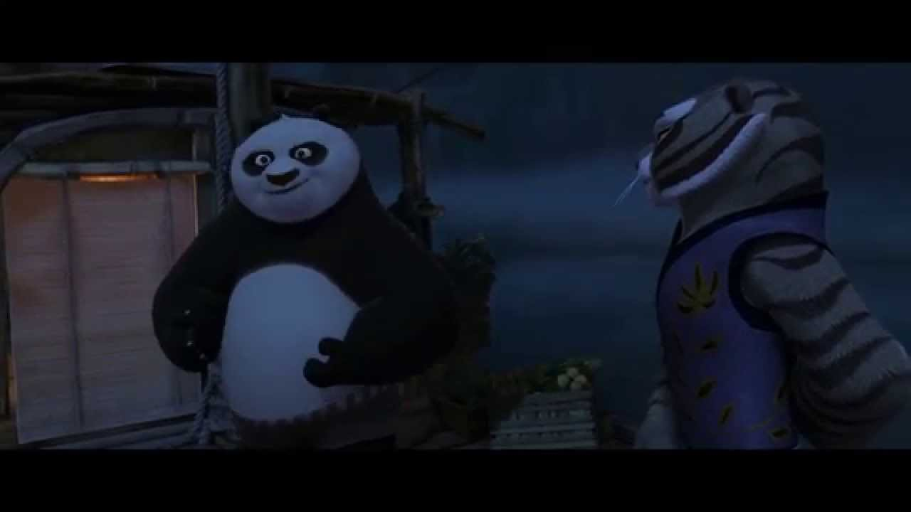 Kung Fu Panda 2 Journey To Gongmen City Youtube