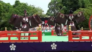 喜春楽、雅楽、traditional japanese music、gagaku、美し国、三重、桑名、六華苑、2018春の舞楽会、多度雅楽会、時間 41分55秒