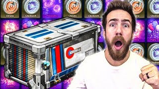20 new accelerator rocket league crate opening