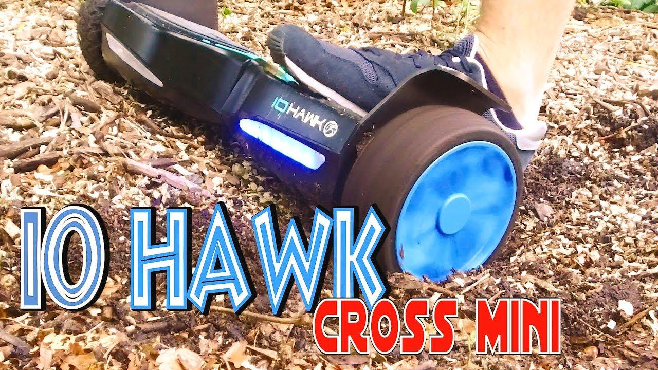 io hawk cross mini der ultimative test hoverboard. Black Bedroom Furniture Sets. Home Design Ideas