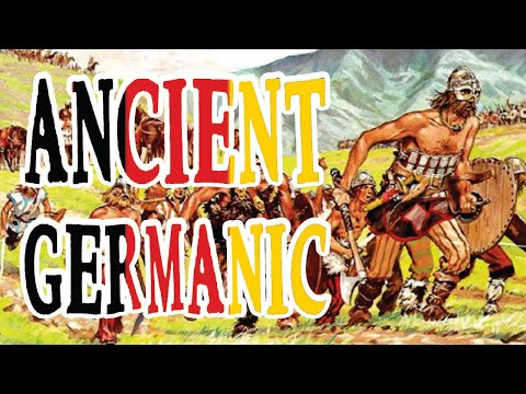 Ancient History: The Ancient Germanic Peoples and Tribes In 3 Minutes