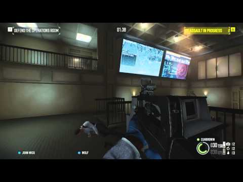Payday 2 - Hoxton Breakout Heist (Hard difficulty / Solo)