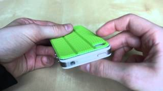 Tidy Tilt is a Smart Cover for Your iPhone 4