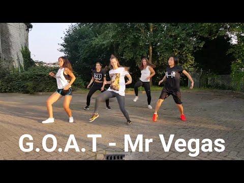G.O.A.T - Mr. Vegas | 8COUNTS DANCE