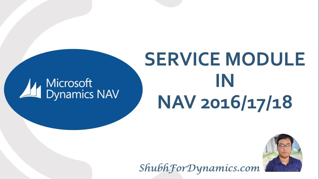 Service Module in NAV - Complete Demonstration in Hindi | 1 Hour Session