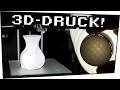 EXPERIMENT / Für GALLIUM 3D DRUCKEN + Verlosung ! - Techtüftelt #08