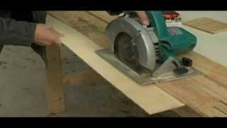 Make Your Own 5 Minute Saw Guide. Perfect Cuts!