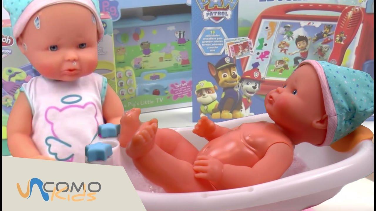2f46e7e72 Cuidamos a NENUCO - NENUCO baño de burbujas - NENUCOS en Español ...