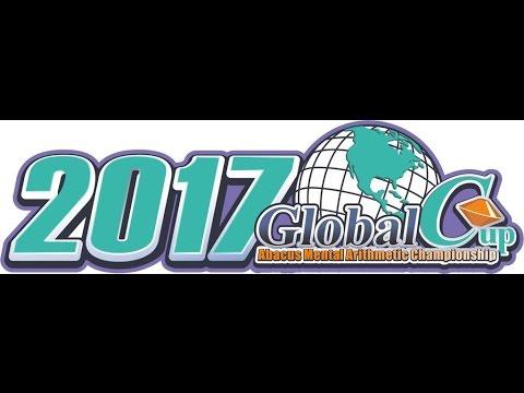 美國珠心算聯合會2017年全球盃珠心算冠軍邀請賽剪影/UAAA 2017 GlobalCup Abacus Mental Arithmetic Championship Highlights - YouTube