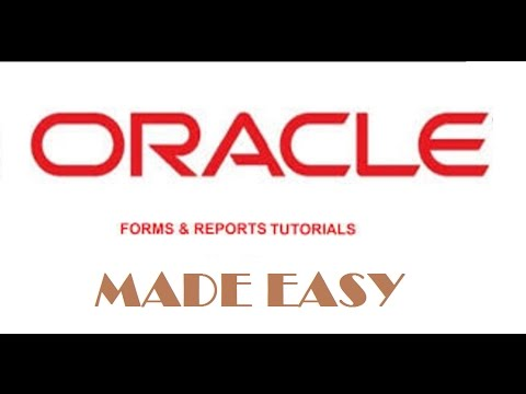 Oracle Developer Advanced Forms And Reports Pdf