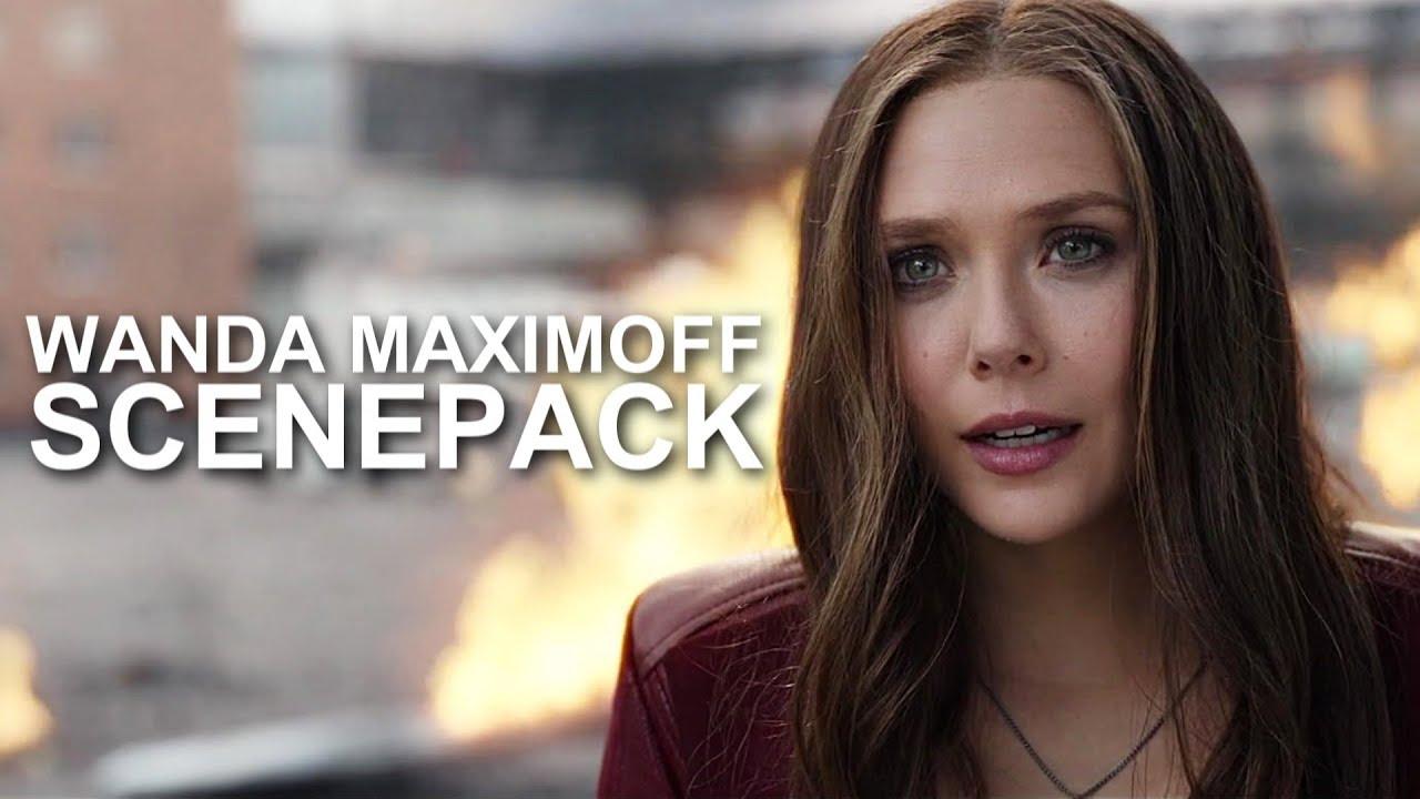 Download Wanda Maximoff Scenes (1080p)