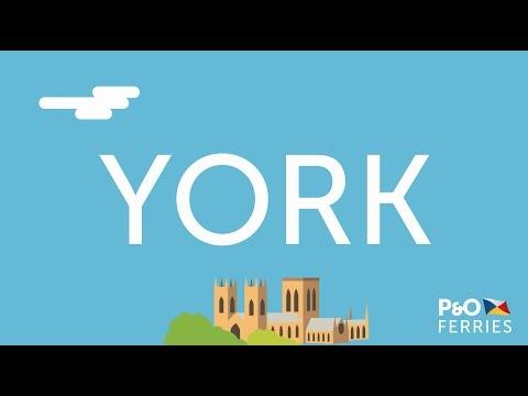 York | P&O Ferries