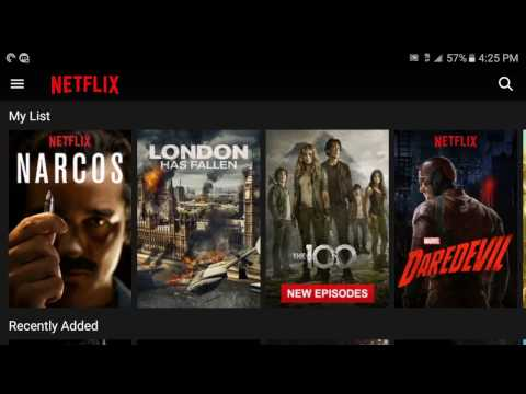 Download NETFLIX s & Movies For Offline Viewing