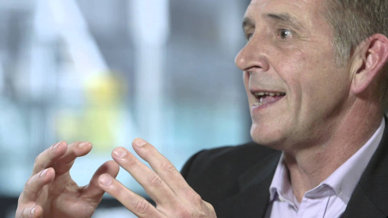 VIDEO: Interview - Brian Lord - Firms still to get to grips with cyber threat