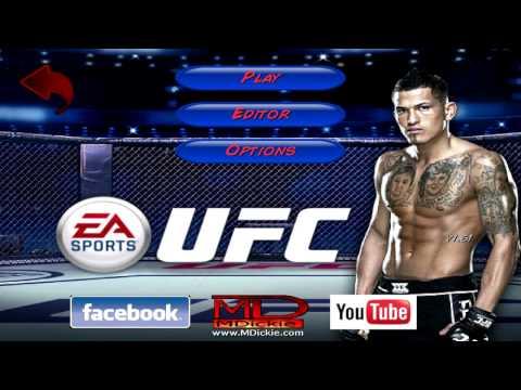 WR2D - UFC MOD ( Wrestling Revolution 2D )