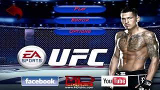 WR2D - UFC MOD ( Wrestling Revolution 2D ) by MDickie Game Mods