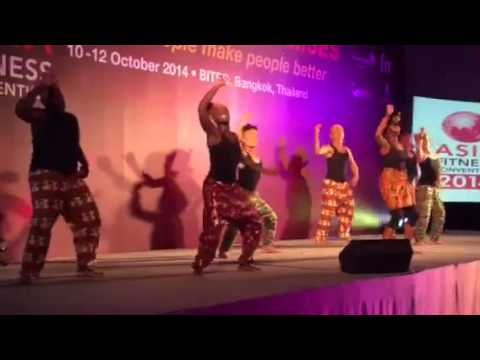 Kukuwa African Dance Instructors Performing at Asian ...