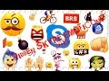 New Hidden Skype Emoticons 2015