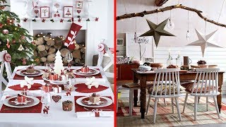 70+ Christmas Decorations - Easy Christmas Decorating Ideas