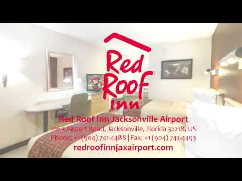 Red Roof Jacksonville Airport - Economy Hotel near Jacksonville Cruise Port