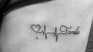 Cool & Creative Heart Warming Family Tattoos Designs Ideas, Heart Warming Family Tattoos #6