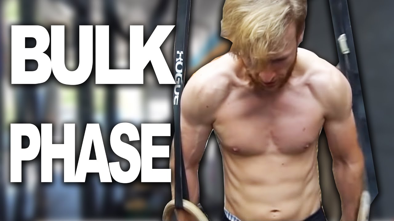 Die BULK Phase | Maxims Body Transformation 2.0