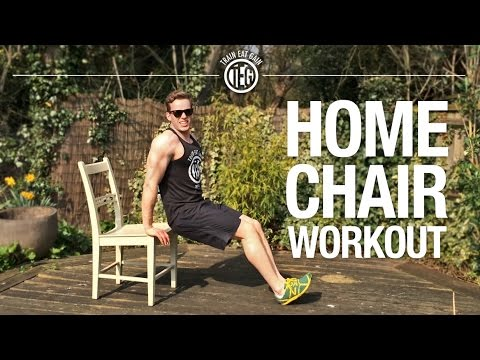 home workout to build muscle no weights needed  youtube