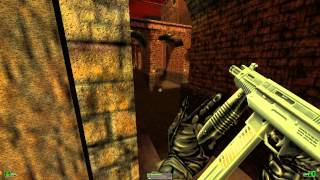 Soldier of Fortune - Mission 3.2 Streets, Kosovo - Uncommented Widescreen 1080p 60fps