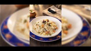 Aromatic and Easy Vegetable Pulao thumbnail