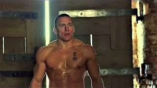 Georges St-Pierre - The Best Training in One Video!!!