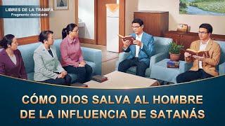 """""""Libres de la trampa"""" Escena 5 - Cómo Dios salva al hombre de la influencia de Satanás"""