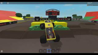 Roblox Monster Jam Commentary #185 (Duncan Tave)