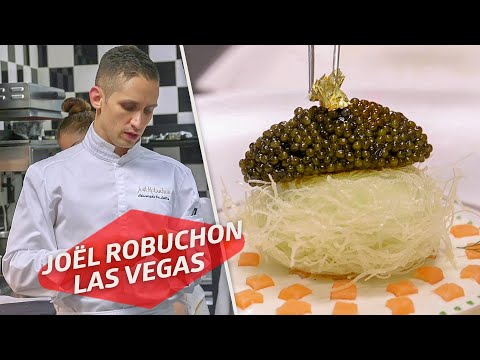 How a Master Chef Runs the Only Las Vegas Restaurant Awarded 3 Michelin Stars  Chefs of the Strip
