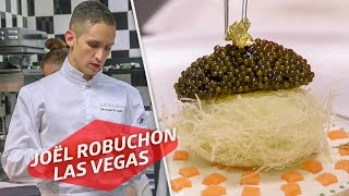 How a Master Chef Runs the Only Las Vegas Restaurant Awarded 3 Michelin Stars - Chefs of the Strip