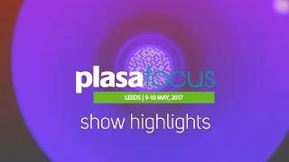 Martin Rush PAR 4 UV - PLASA Focus Leeds 2018