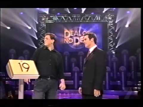 Deal or No Deal (Australia) - First Episode EVER!! (13 Jul 2003)