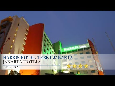 HARRIS Hotel Tebet Jakarta - Jakarta Hotels, Indonesia