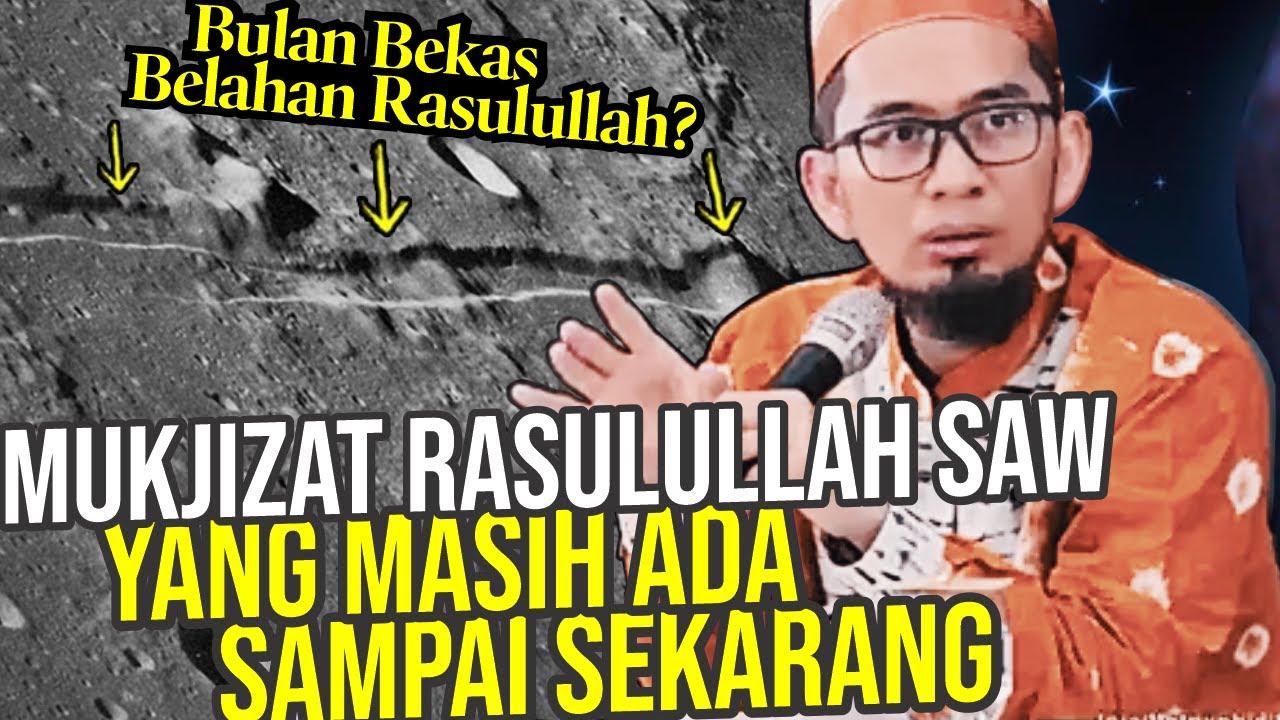 MUKJIZAT Nabi Isa   Nabi Musa   Nabi Muhammad SAW - Ustadz Adi Hidayat LC MA