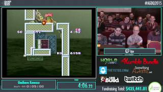 Awesome Games Done Quick 2015 - Part 98 - Umihara Kawase by bjw