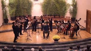 Ensemble Microcosme & Pascal Contet - Oblivion (A. Piazzolla)