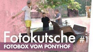 Fotobox bauen Teil 1 – Mit der Kutsche zum Festival | Kliemannsland
