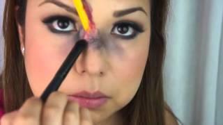 Maquillaje de Halloween  Lápiz encajado