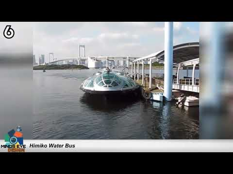 #6 Water Bus Boat – Crazy Boats