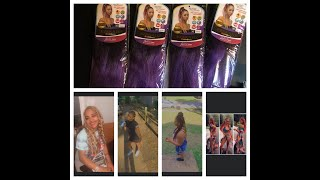 REVIEW ON THE BEST BRAIDING HAIR IN THE WORLD!!!!!