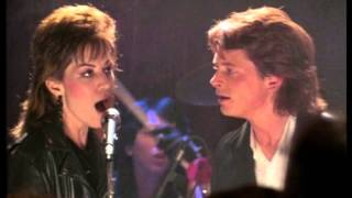 Michael J Fox & Joan Jett - Light Of Day (Springsteen Song 1987)