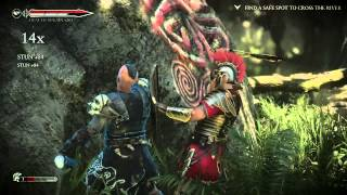 Ryse Son Of Rome Forest Gameplay Part 2
