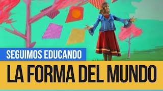 La forma del mundo: Los colores - Seguimos Educando