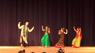 Ladki Badi Anjani Hai / dance group Lakshmi / Juniors / Diwali event