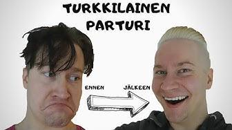 TURKKILAINEN PARTURI, LANKUTUS / HOOVER ENNÄTYS  *TILAAJAHAASTE 2*