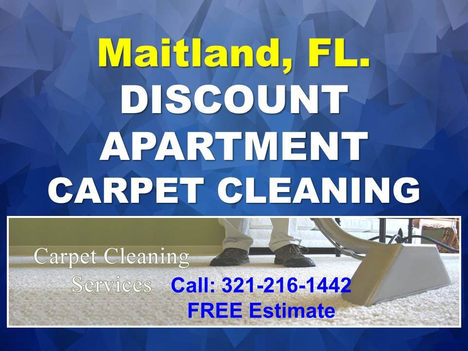 Discount Apartment Carpet Cleaning Maitland Fl 321 216 1442 Youtube